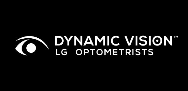 LG optometrists Dynamic vision logo